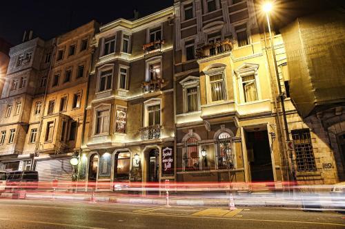 Istanbul Hotel Santa Hill indirim kuponu
