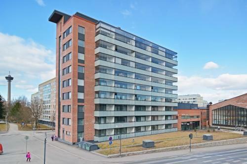 Forenom Serviced Apartments Tampere Pyynikki - Tampere