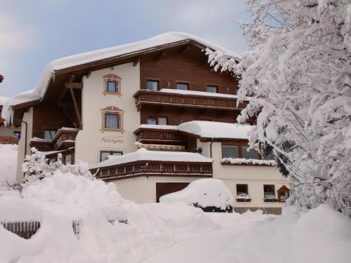 Hotel Appartement Platzergasse - Accommodation - Fiss