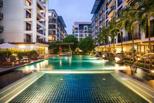 Amanta Hotel & Residence Ratchada impression