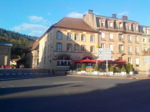 Accommodation in Raon-l'Étape