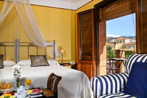 Double or Twin Room Hotel La Garapa 25
