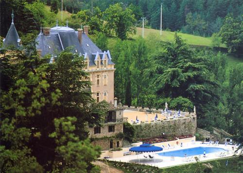 . Chateau d'Urbilhac