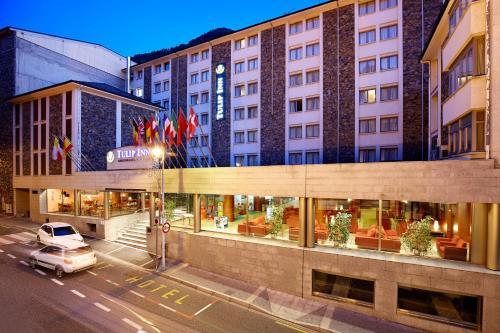 Tulip Inn Andorra Delfos