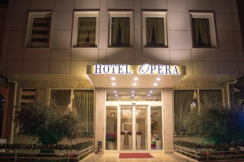 Фото отеля Hotel Opera