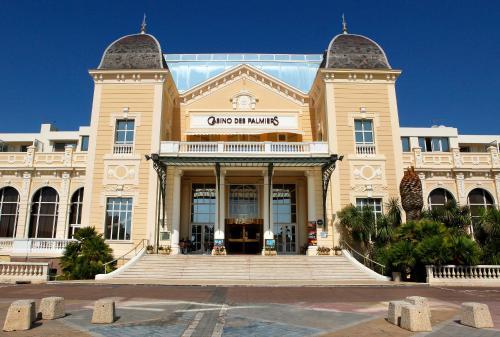 Casino Hôtel des Palmiers - Hôtel - Hyères