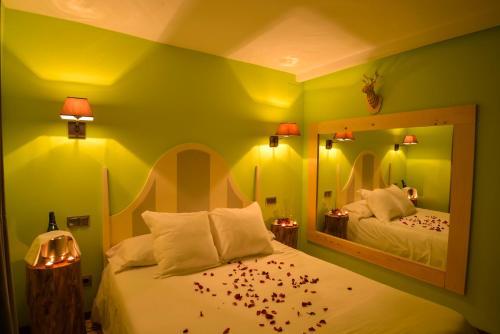 Suite El bosque  Hotel Rural La Viña - Only Adults 22
