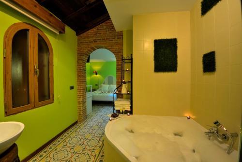 Suite El bosque  Hotel Rural La Viña - Only Adults 23