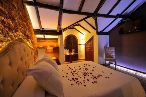 Suite El torreón  Hotel Rural La Viña - Only Adults 20
