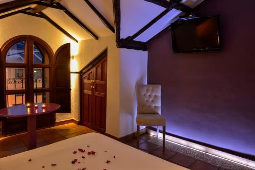 Suite El torreón  Hotel Rural La Viña - Only Adults 23