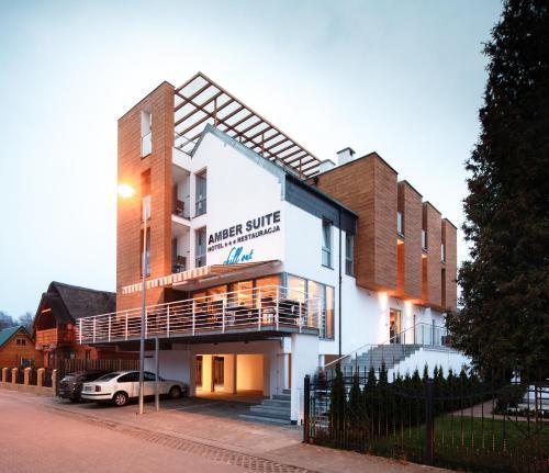 . Hotel Amber Suite Enklawa dla Dorosłych