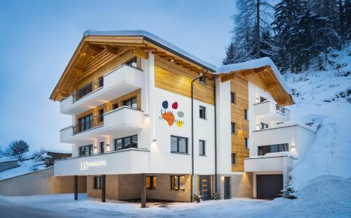 Lux Appartements Ischgl
