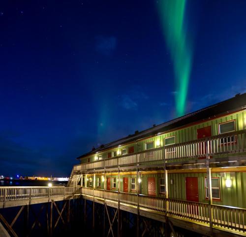 . Grønnbuene Rorbu Hotel