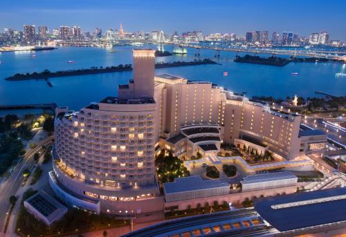 Hilton Tokyo Odaiba impression