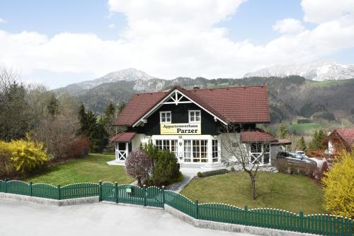 Appartementhaus Parzer - Apartment - Pruggern