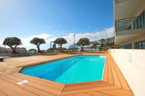 . Monumental Residence apartment with pool