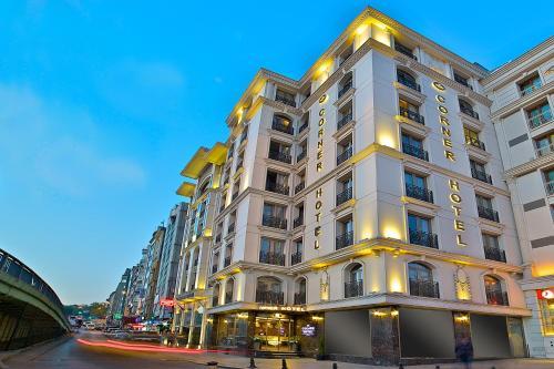 Istanbul Corner Hotel Laleli rezervasyon