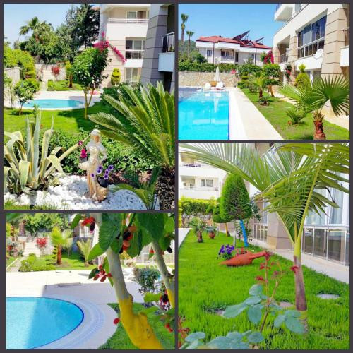 Kemer Sultan Homes Holiday rezervasyon