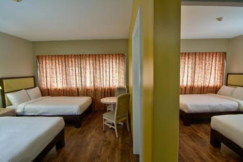 Pacific Bay Hotel zdjęcia pokoju