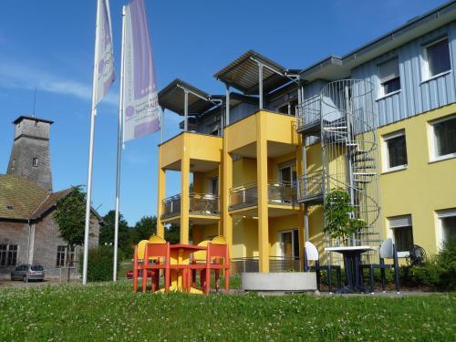 . Apartmenthaus SportCHALET