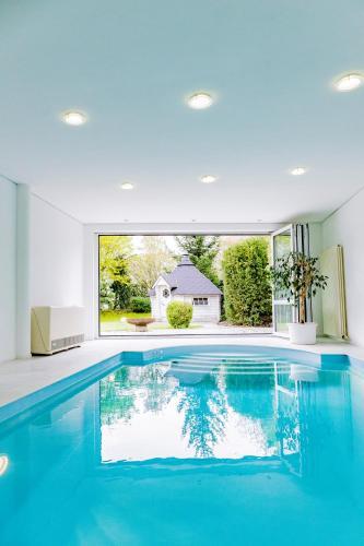. Dreamapartment La Vigna Suite mit eigenem Indoorpool & Sauna - Weil am Rhein