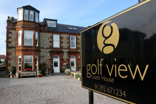 Golf View B&B, Prestwick