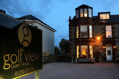 Golf View B&B - Prestwick