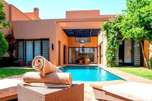 . Al Maaden Villa Hotel & Spa