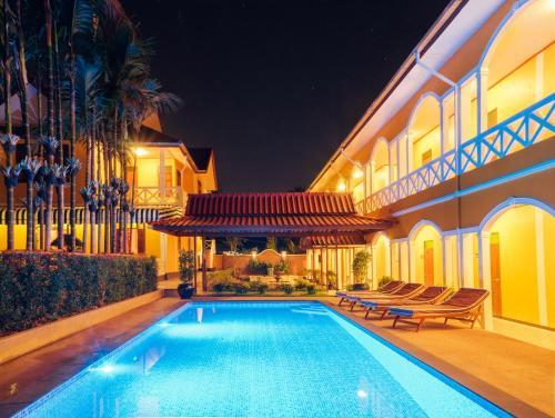 . Le Jardin Hotel