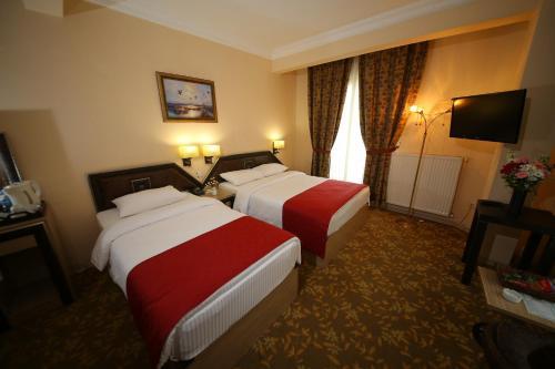 תמונות לחדר Myhouse Hotel