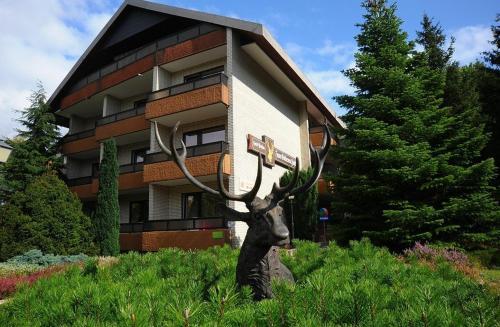 . Hotel Zum Goldenen Hirsch