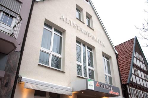 . Altstadt Hotel Blomberg