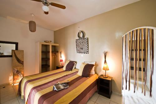 La Maison Abaka szoba-fotók