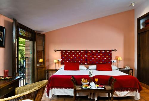 Double or Twin Room Hotel La Garapa 21