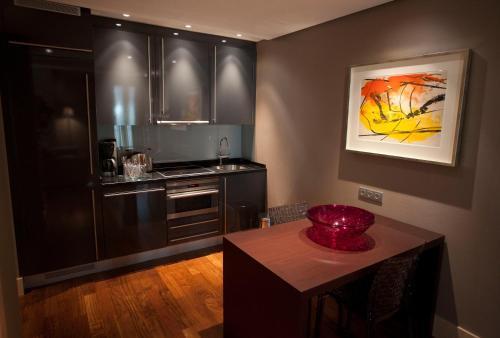 Suite Premium Nexus Valladolid Suites & Hotel 11