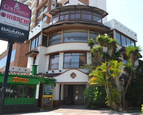 HotelHostel Columbus
