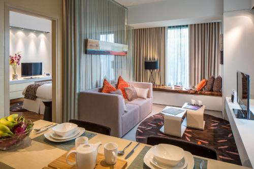 park avenue rochester hotel in singapore - room deals, photos & reviews