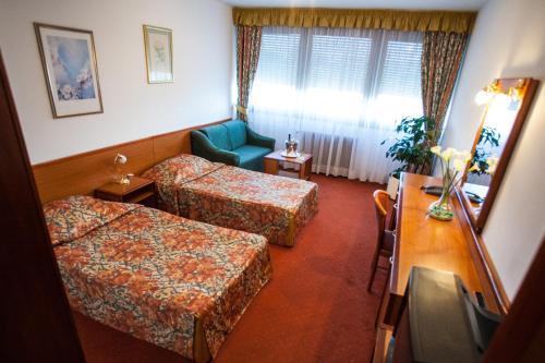Hotel I istabas fotogrāfijas