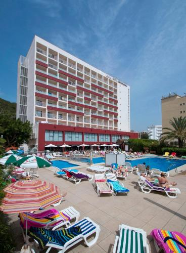 Accommodation in Calella