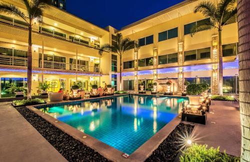 Qiu Hotel Sukhumvit photo 12
