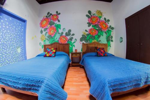 Gente de Más Hostel, Puebla