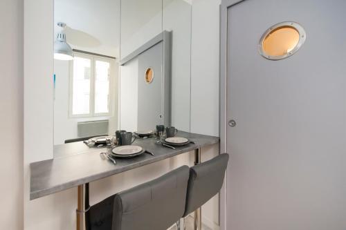 Pick a Flat - Studio Montorgueil / Lemoine photo 14