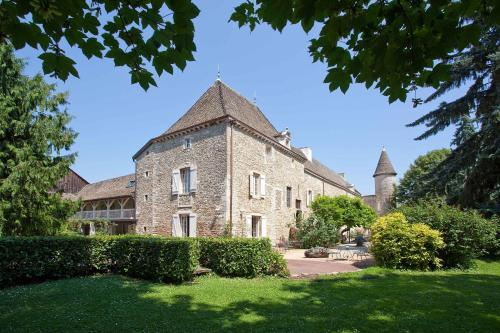 Kasteel-overnachting met je hond in Château de Fleurville & Spa - Les Collectionneurs - Fleurville
