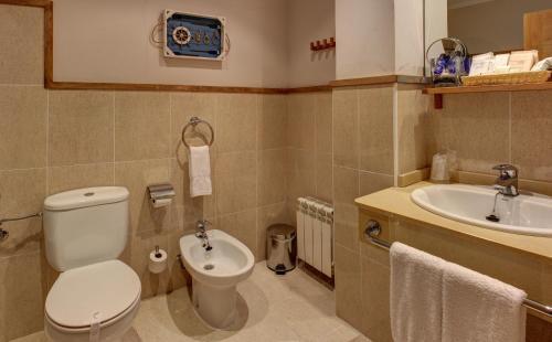 Doppel- oder Zweibettzimmer Hotel Mirador del Sella 20