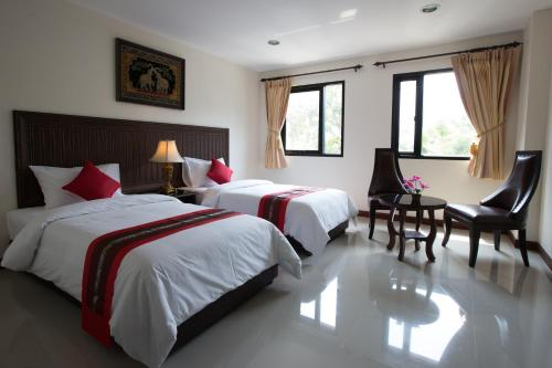 True Siam Rangnam Hotel photo 19