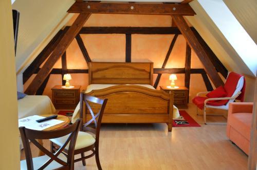 Accommodation in Eguisheim