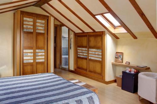 Habitación Doble Superior con bañera de hidromasaje Hotel Mirador del Sella 13