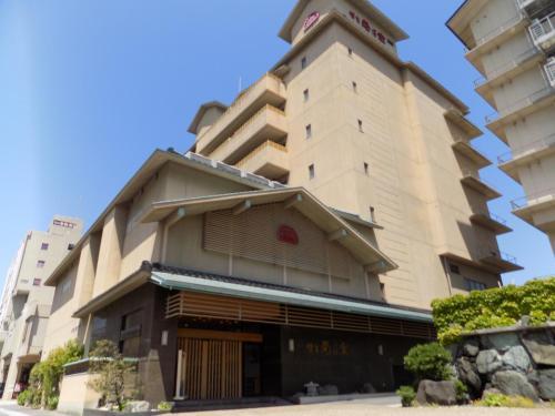 皆生溫泉菊乃家旅館 Kaike Kikunoya