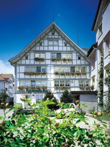 Idyllhotel Appenzellerhof, Pension in Speicher bei St. Gallen