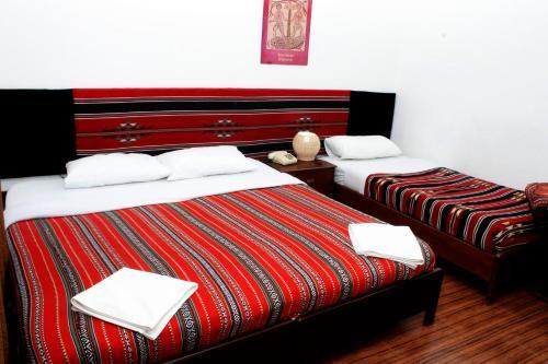 Amman Pasha Hotel 룸 사진